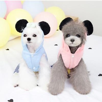 [봉봉펫닷컴] 강아지 후드 ST 옷