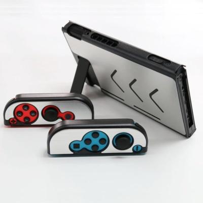 닌텐도스위치케이스 메탈 커버 하드 악세사리 스킨