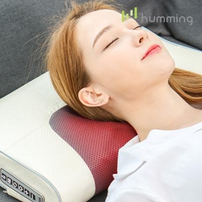허밍 무선 충전식 베개형 마사지기 HUM-PM2000