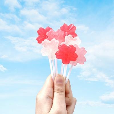 수제간식 벚꽃캔디만들기 DIY 홈베이킹 사탕 만들기