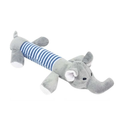 반려동물 장난감 코끼리 길쭉이 장난감 1개