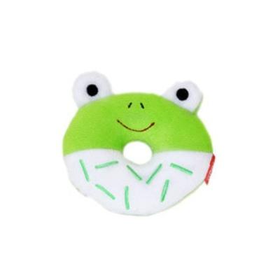 펫투유 강아지 장난감 터그놀이 인형 장난감 개구리