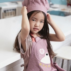 BOOBOO apron set for kids
