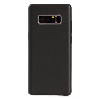 [매니퀸]아티피셜스마트폰 케이스 갤럭시 노트8 블랙