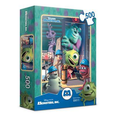 디즈니 몬스터 주식회사 직소퍼즐(500피스/D511)