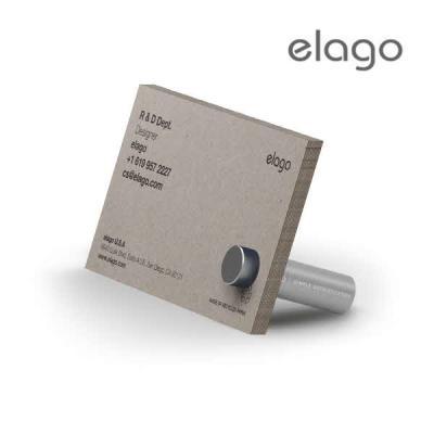 엘라고 명함/사진 알루미늄 홀더
