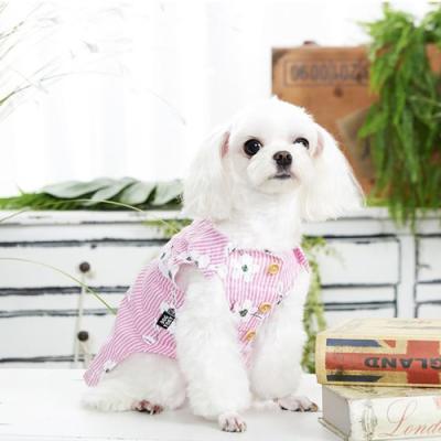 바람꽃 셔츠 핑크