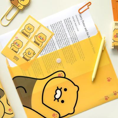 춘식이 카카오프렌즈 봉투 파일