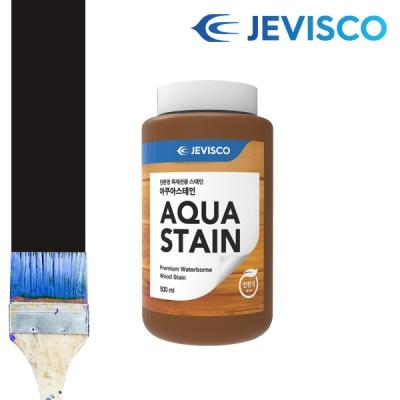 제비스코 아쿠아스테인 1.0L 목제페인트