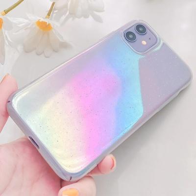 아이폰11 PRO SE2 XR X 8 7 MAX 홀로그램 투명 케이스