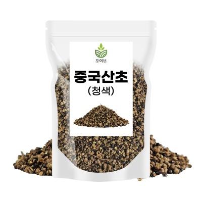 마자오 100g 제피잎 중국 마라 향신료 사천후추