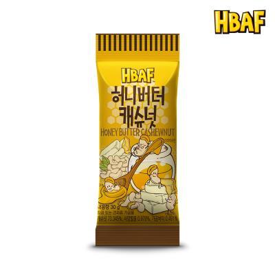 [길림양행] 허니버터 캐슈넛 30g
