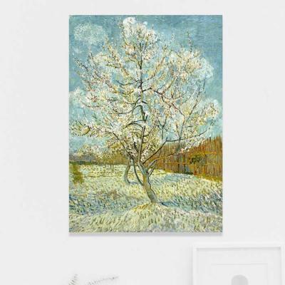 주문제작 액자 고흐The Pink Peach Tree 594x841x30mm