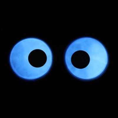 야광 눈모양 패치 (놀람)
