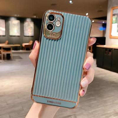 아이폰11 pro max 캐리어 카메라보호 컬러 젤리케이스