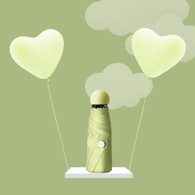 마카롱 컬러 미니 우산 양산 UV 자외선 차단 우양산
