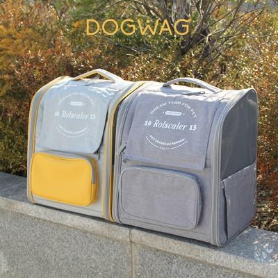 도그웨그 백팩 이동 가방 강아지 캐리어 고양이