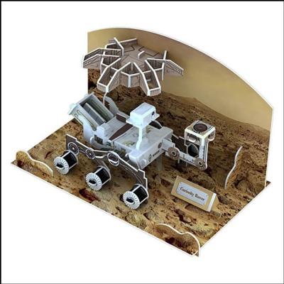 3D 입체퍼즐 화성 탐사로봇 (62pcs)
