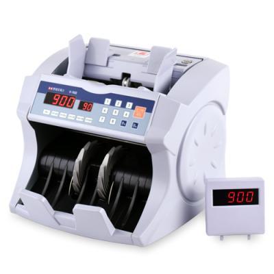 [현대오피스]지폐계수기V-900+동전계수기HCS-500 증정