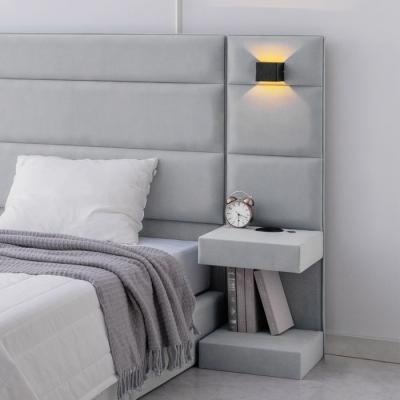 [노하우] 페이 LED 협탁 추가 (침대구매시 구매가능)