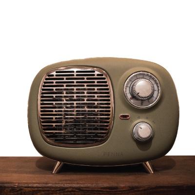 페나 라디오 히터 - PTC 레트로 온풍기, 엘레트론