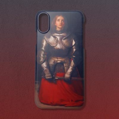 존 밀레이 잔 다르크 Joan of Arc 명화 하드케이스