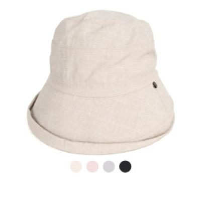 [디꾸보]폴더 브림 절개 버킷햇 여성모자 DCH-JAN296N