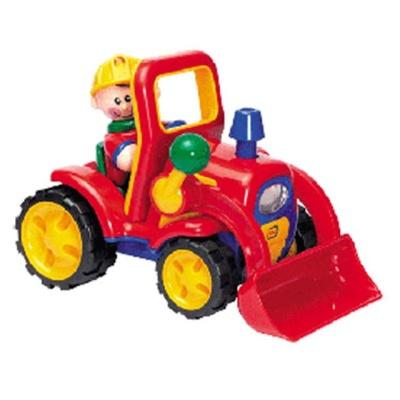 톨로 굴삭기 자동차 장난감
