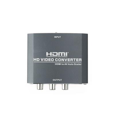 영상 오디오 변환기 컨버터 / HDMI to AV LCZH301