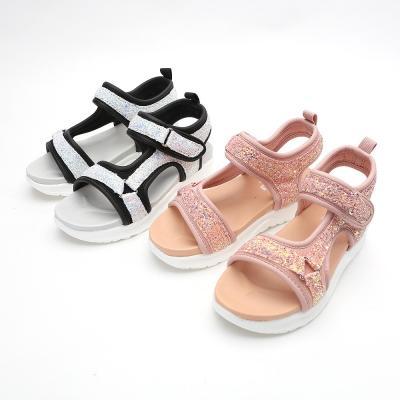 MJ 글리터샌들 190-240 아동 주니어 키즈 샌달 신발