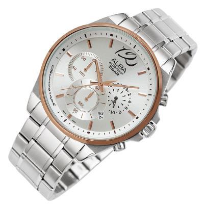 알바 크로노그래프 시계 AT3A50X 남자시계 남자선물