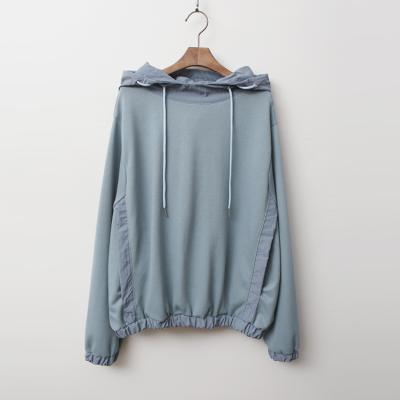 Spring Cargo Hood Sweatshirt