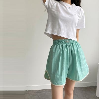 Line Anorak Shorts