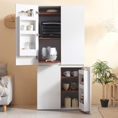 예쁜 주방 정리 필수템 냉장고 팬트리 수납장 800