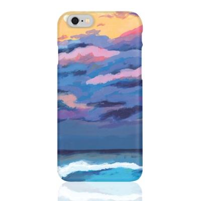 폰케이스 /purple clouds