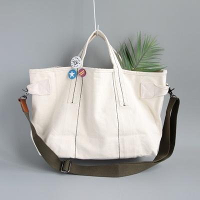 [베네]스티치 캔버스 투웨이 가방