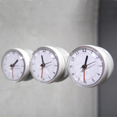 흡착식욕실방수시계