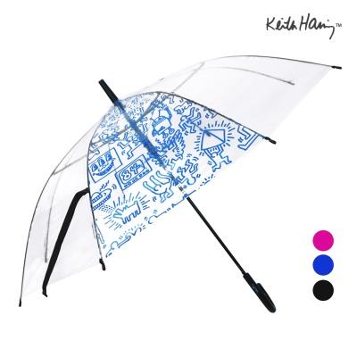 키스해링 60 멀티 투명우산