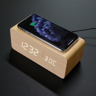 [엑스트라] 노크온 LED시계 WCP150