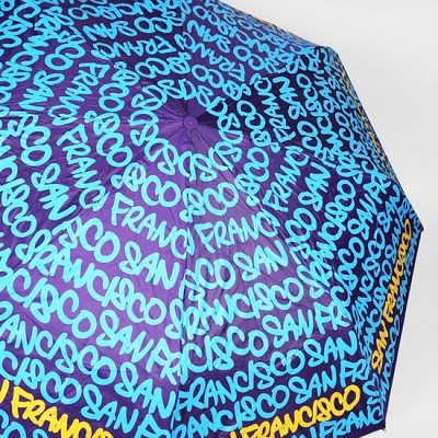 [로빈루스]  샌프란시스코 퍼플 우산