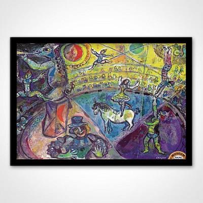 1000조각 직소퍼즐▶ 샤갈 - 서커스의 말 (EU6-0851)