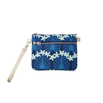 컬러리빙 사각클러치백S 트로피컬 블루
