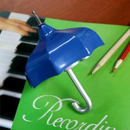 미니 우산 라디오 - 쉘부르 네이비