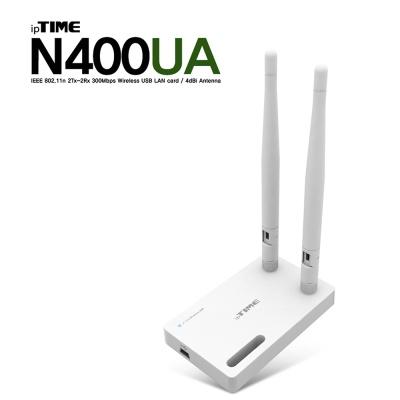(아이피타임) ipTIME N400UA 무선랜카드