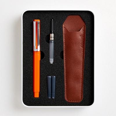 모나미 153 네오(NEO) 만년필 + 펜 케이스 패키지
