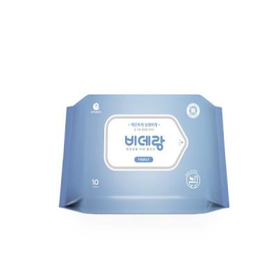 앙블랑 비데랑 패밀리 휴대용 10매X20팩