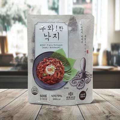 우와!한 낙지 매운맛 500g (2~3인분)