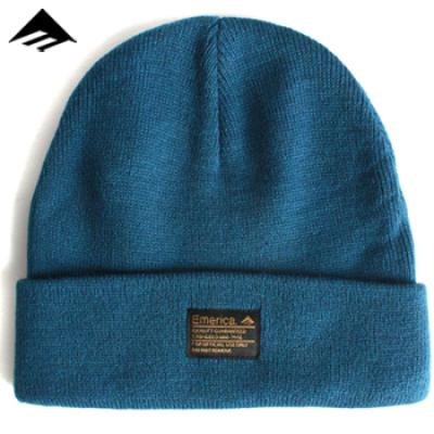 [EMERICA] STANDARD ISSUE BEANIE (Blue)