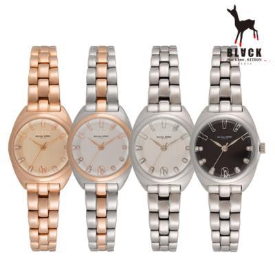 [블랙마틴싯봉] 여성 메탈 손목시계 BKM1664L
