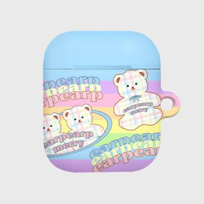 Baby merry-rainbow(Hard air pods)